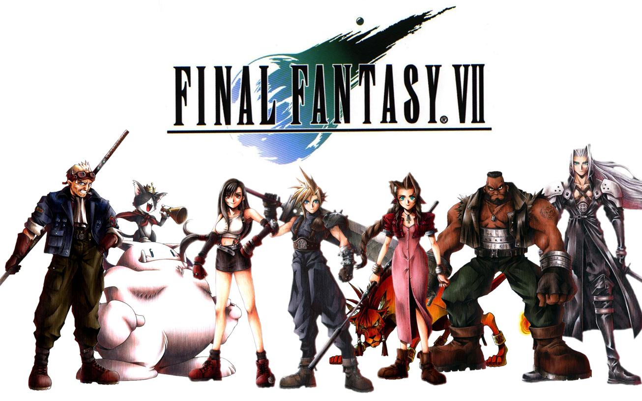 时代变了  最终幻想7:重制版 各版本开场动画对比