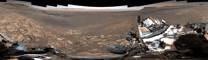 美国宇航局NASA最新火星18亿像素下载地址