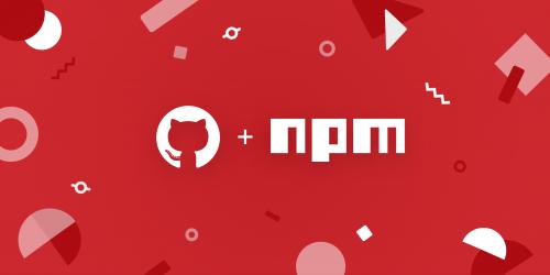 GitHub对 npm 的收购已完成,新的惊喜等着你