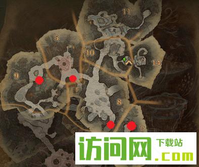 怪物猎人世界珊瑚红骨怎么得