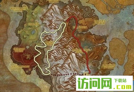 魔兽世界8.0六张新地图矿点在哪里 魔兽世界六张新地图矿点刷新路线一览