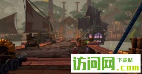魔兽世界8.0从奥格瑞玛怎么到赞达拉