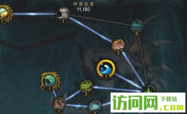魔兽世界8.0幽光鱼竿怎么获得