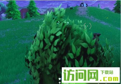 堡垒之夜伪装灌木丛玩法攻略