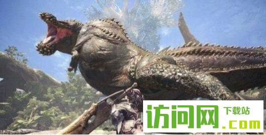 怪物猎人世界恐暴龙痕迹位置介绍