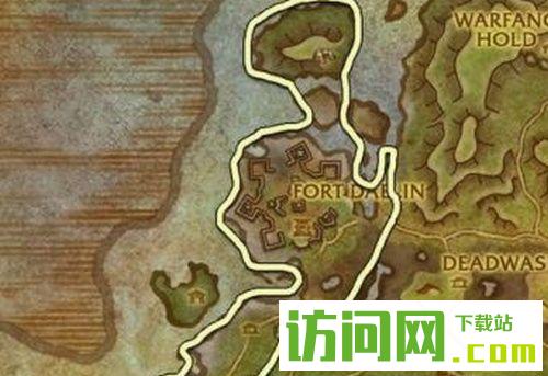 魔兽世界8.0锚草在哪采集