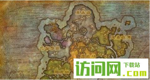 魔兽世界8.0邪火小径在哪里 魔兽世界8.0邪火小径位置分享