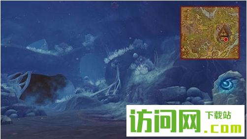 魔兽世界8.0地渊孢林入口在哪 魔兽世界8.0地渊孢林位置一览