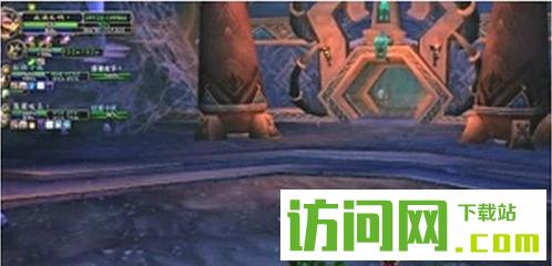 魔兽世界8.0诅咒宝箱怎么开