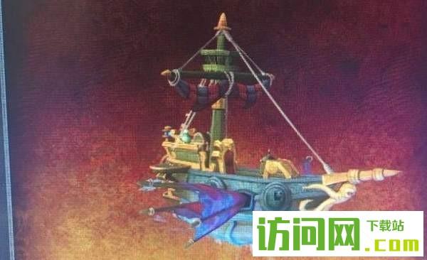魔兽世界8.0幽灵船坐骑怎么得到 惊魂号坐骑获取攻略介绍