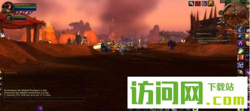 魔兽世界8.0让灵魂回归冥宫任务完成攻略