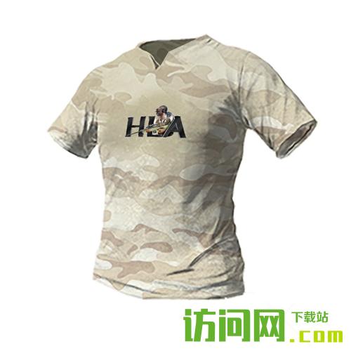 刺激战场HLA-T恤怎么获得 稀有时装获取方法