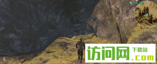 河洛群侠传洞窟悬崖奇遇在哪触发