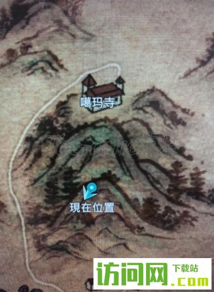 河洛英雄传噶玛寺围棋器具在哪