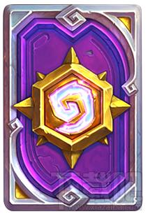 炉石传说11月6日新增卡牌及背面图案一览