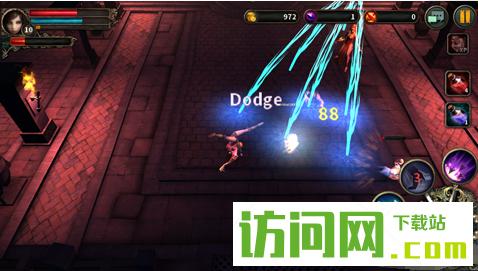 暗黑复仇者破千攻击四角色内容目的解析