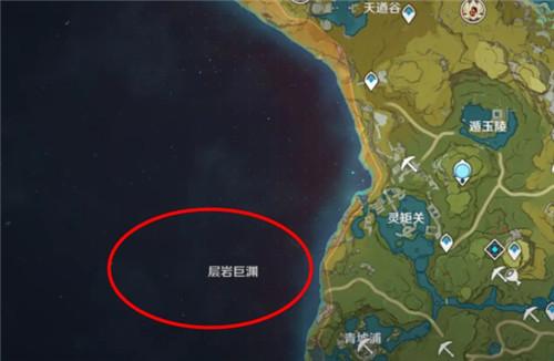 原神 1.5版本新地图内容爆料 稻妻城没有了