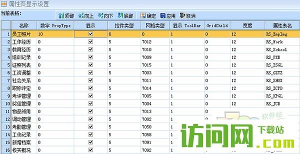 超易人事管理软件 V3.65